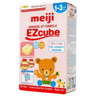 [ Nhập khẩu - Sale] Sữa Meiji số 1-3t 448gram ( dạng thanh ) - Date mới nhất ( Chuẩn Cty ) thumbnail