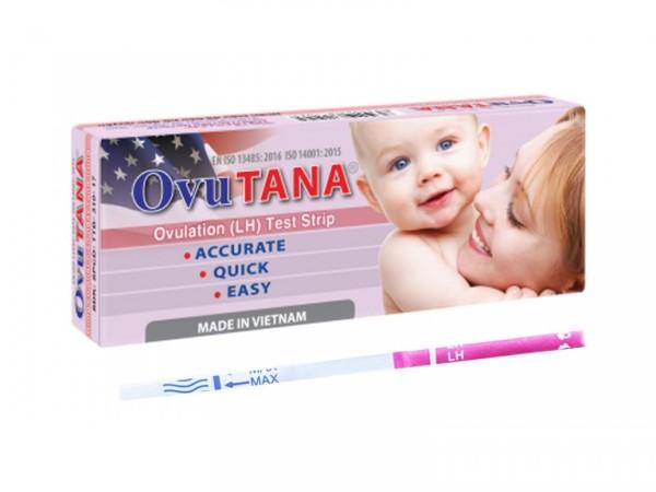 Combo 6 que thử rụng trứng Ovutana cao cấp