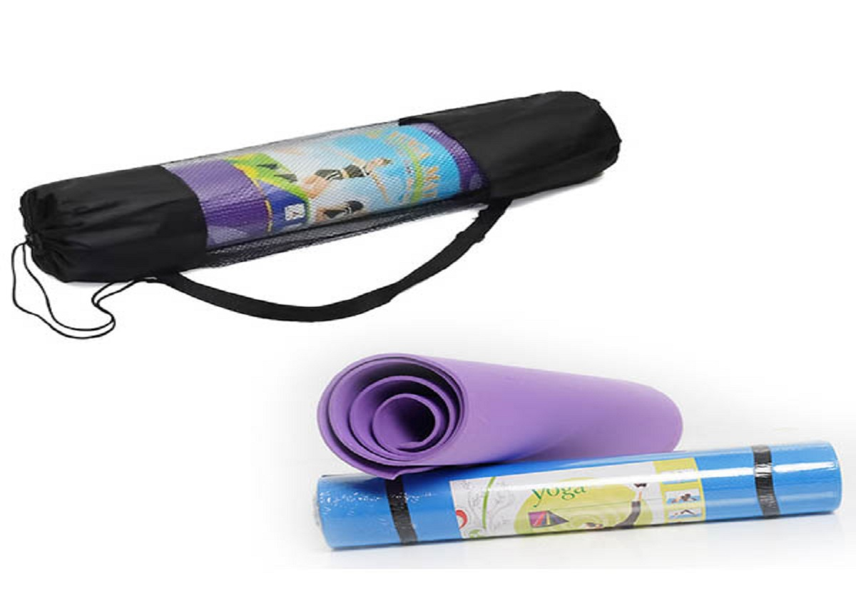 Bảng giá Thảm tập yoga tặng kèm túi đựng