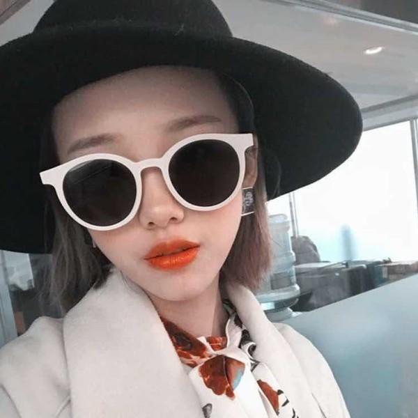 Giá bán Kính Ulzzang Gọng Tròn Hàn Quốc Xì Tin - Phong Cách Hàn Quốc Hottrend - Kính Ulzzang gọng tròn