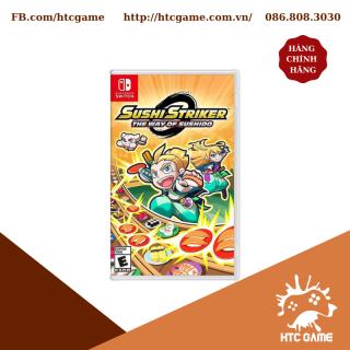 Thẻ Game Nintendo Switch Sushi Striker The Way of Sushido thumbnail
