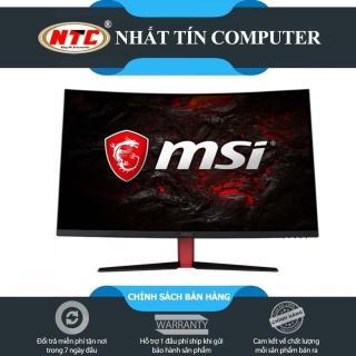 Màn hình máy tính LCD 31.5inch cong tràn viền MSI Optix AG32CV chuẩn FullHD 1080p 165Hz (Đen) - Nhất Tín Computer thumbnail