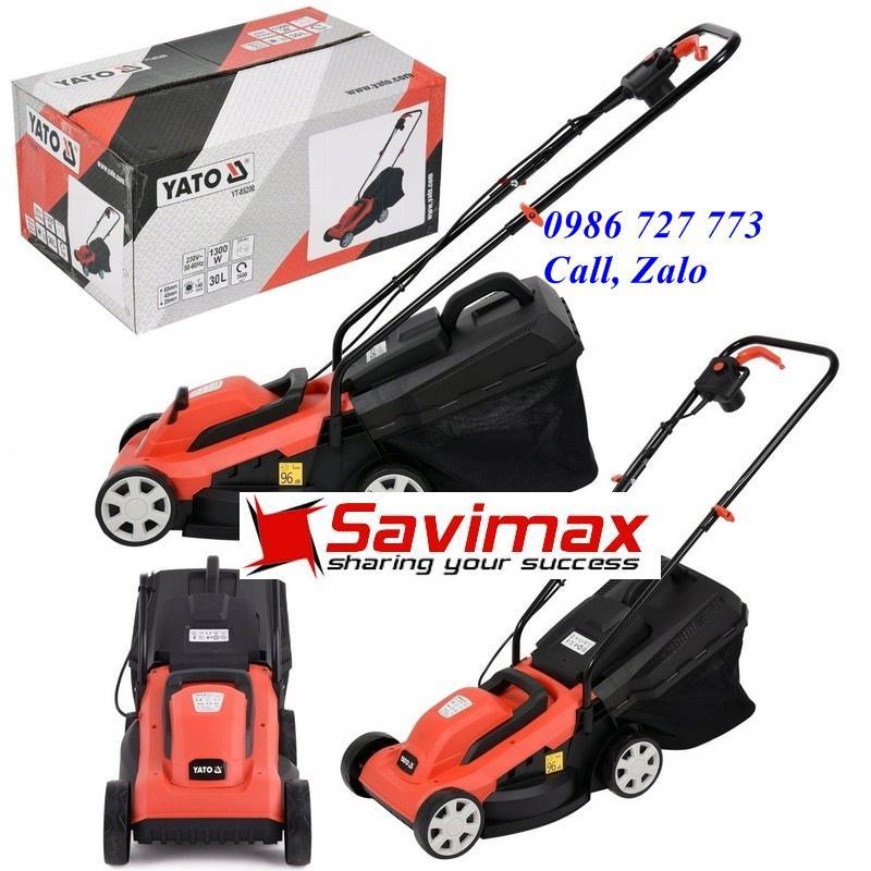Máy cắt cỏ đẩy tay bằng điện 1300w, máy cắt cỏ sân golf, máy cắt cỏ địa hình bằng phẳng - YT-85200
