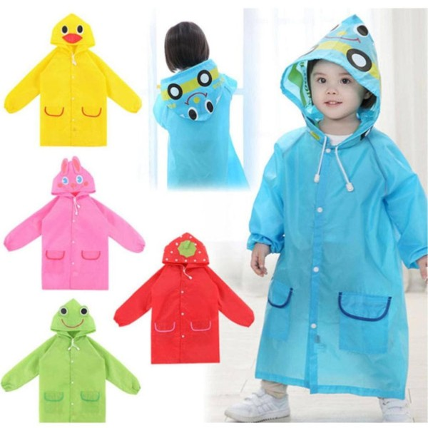 Giá bán áo mưa hình thú chống thấm nước cho bé