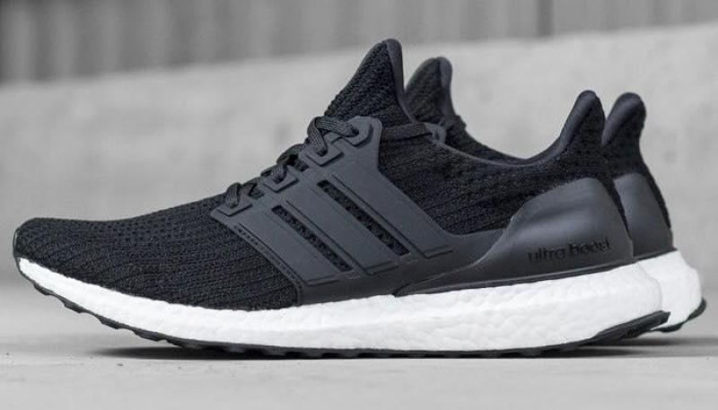 Giày Adidas Ultra Boost 4.0 màu đen 100% chính hãng