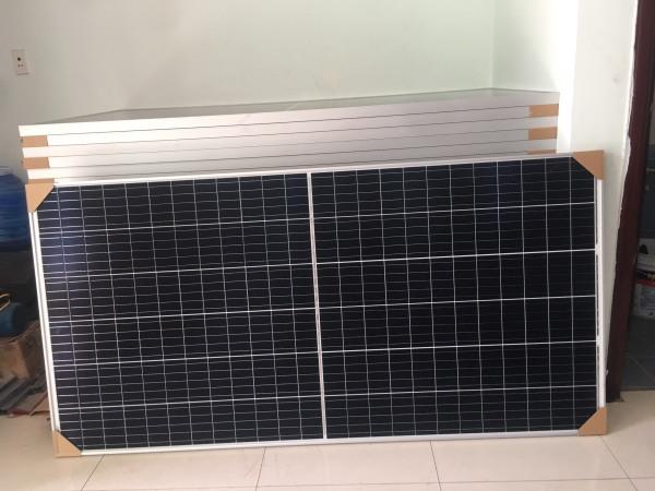 Pin năng lượng mặt trời Vsun mono half cell 405W - 144M