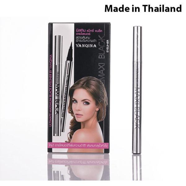 Bút kẻ Mắt nước MAXI BLACK khô nhanh - Hàng Thái giá rẻ