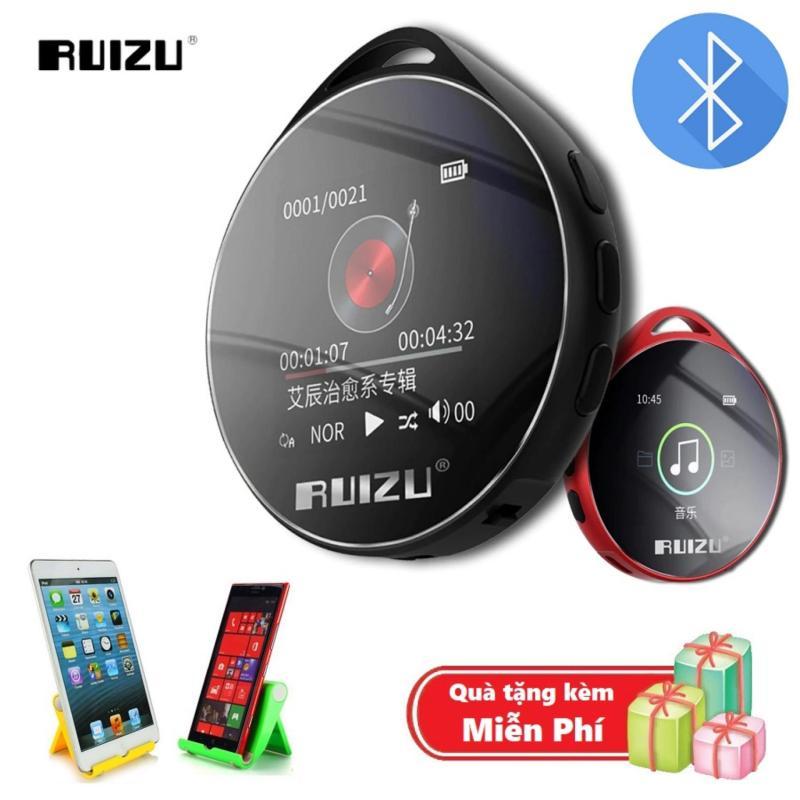 ( Quà tặng Giá đỡ máy nghe nhạc hình ghế ) Máy nghe nhạc MP3 Bluetooth cao cấp Ruizu M10 - Hifi Music Player Ruizu M10 - Màn hình cảm ứng 1.8inch - Máy nghe nhạc Lossless Ruizu M10