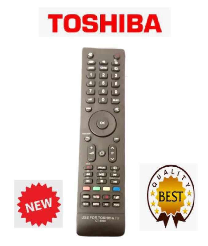 Bảng giá Điều khiển tivi Toshiba CT-8068-Hàng chất lượng mới 100%
