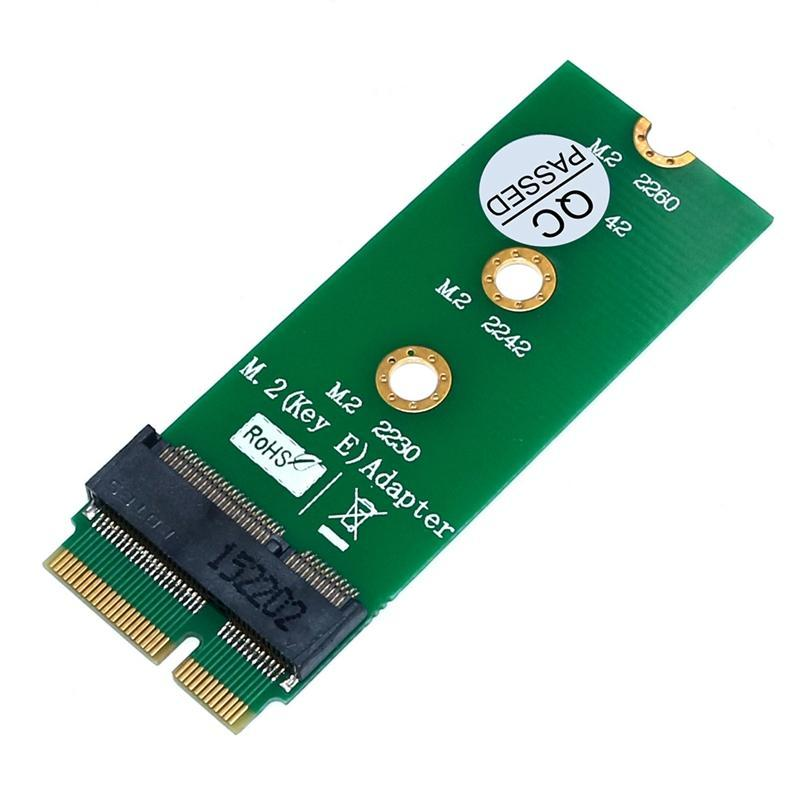 Bảng giá M.2 NGFF Key E to Key E Adapter SSD Adapter Connector M2 to SSD for Computer Phong Vũ