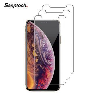 Sanptoch 3 Cái lốc Kính Cường Lực Bảo Vệ Màn Hình 2.5D 0.3MM Đối Với iPhone 11 12 Pro Max Mini X XS Max XR 7 6 6S Cộng Với Iphone 5 5S SE - INTL thumbnail