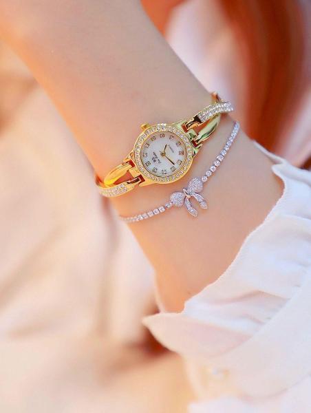Đồng hồ nữ Bee Sister 1531 dây dạng lắc dễ thương