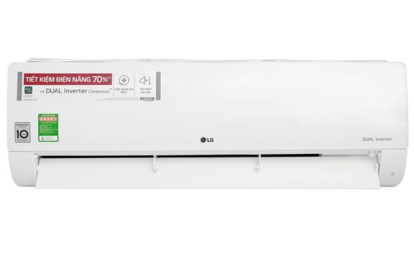 Điều hòa LG V18ENF 1 chiều  Inverter R32 18000BTU, làm lạnh nhanh, tiết kiệm điện