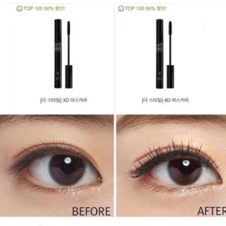 Order mascara Missha sale 50% cam kết sản phẩm tốt sản xuất theo công nghệ hiện đại thành phần lành tính và an toàn cho người sử dụng thumbnail