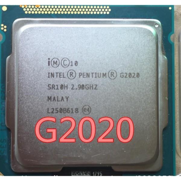 Bảng giá CPU G2020 Socket 1155, Bộ vi xử lý CPU Chip g2020 g2030 cho main H61,h71 B75 Socket 1155 Phong Vũ