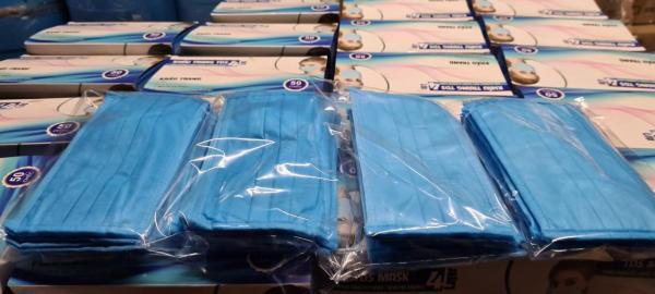 Khẩu Trang y tế 4 lớp - Hộp 50 Cái Kháng Khuẩn Xuất Nhật