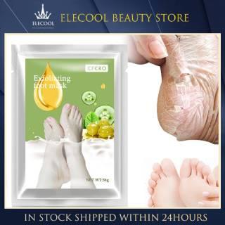 Enerbeauty Làm sạch nhẹ nhàng 1 đôi Vớ chăm sóc da chân tẩy tế bào chết cho móng chân Lột sạch vết chai sần Làm trắng dưỡng ẩm làm mềm da chân giúp cải thiện bàn chân khô ráp và sạm da thumbnail