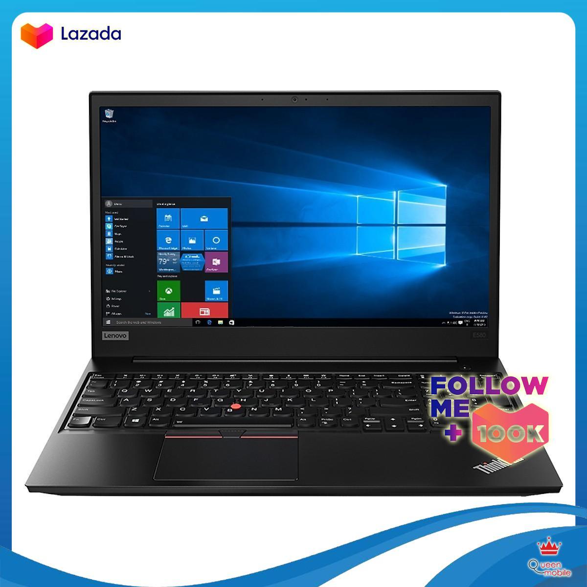 Laptop Lenovo ThinkPad Edge E580 20KS005PVN Core i5-8250U/Win10 (15.6 inch) (Black)