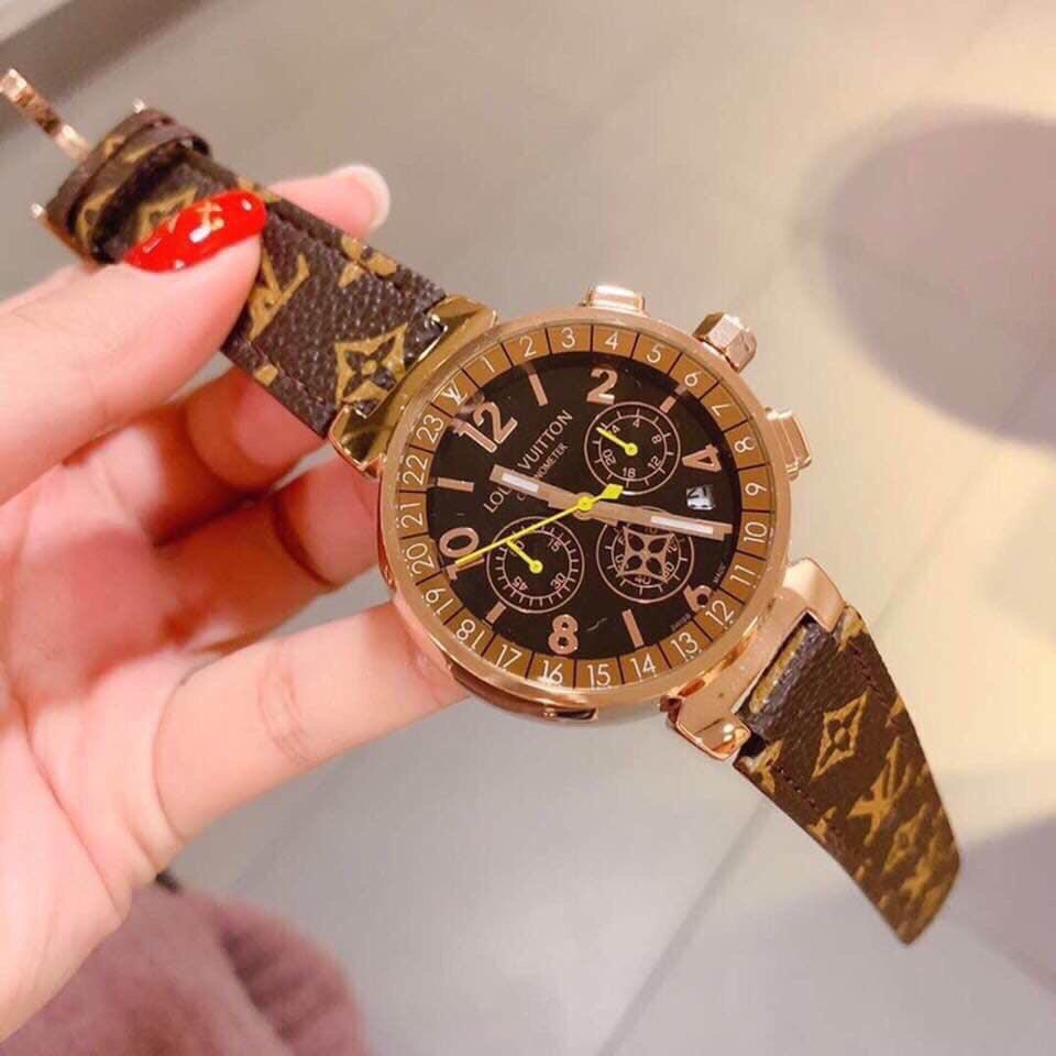 Đồng hồ thời trang nữ Louis vuitton Cao Cấp bán chạy