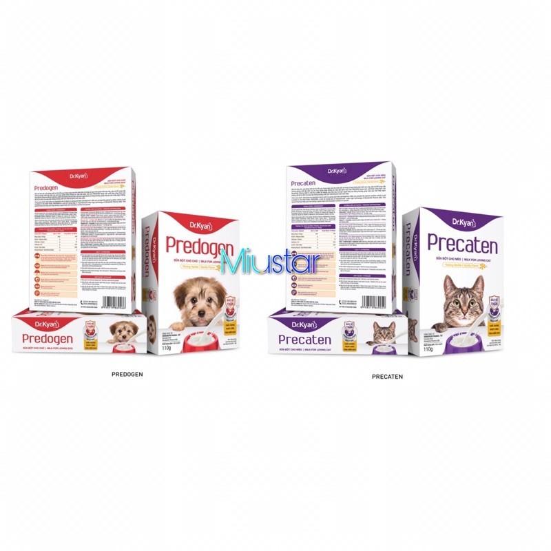 Sữa Bột Cho Chó Mèo Dr.Kyan - Hộp 110G - cho chó