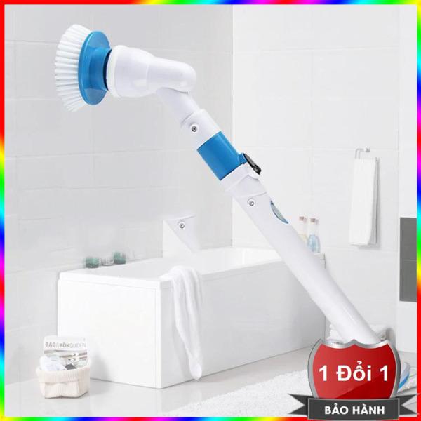 Chổi điện vệ sinh nhà cửa đa năng 3 trong 1 - Chổi điện xoay 360 độ vệ sinh gia đình cao cấp - Dụng cụ vệ sinh nhà cửa đa năng