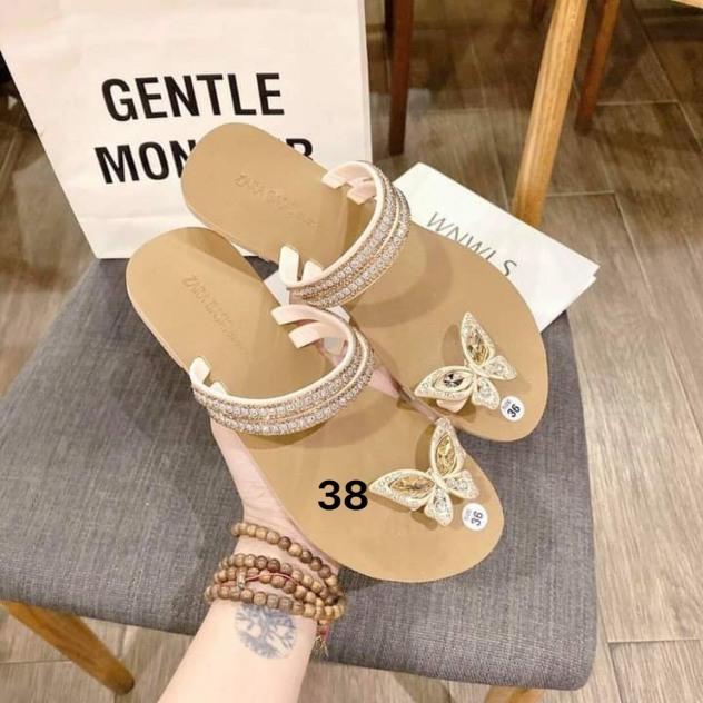 Giày Sandal Nữ Quai Ngang Đế pháp Đi làm , đi chơi , đi học (ảnh thật ) - MH 002 - 2021 giá rẻ