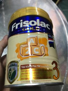 Sữa Frissolac gold 3 400g - date 07 09 21 thumbnail