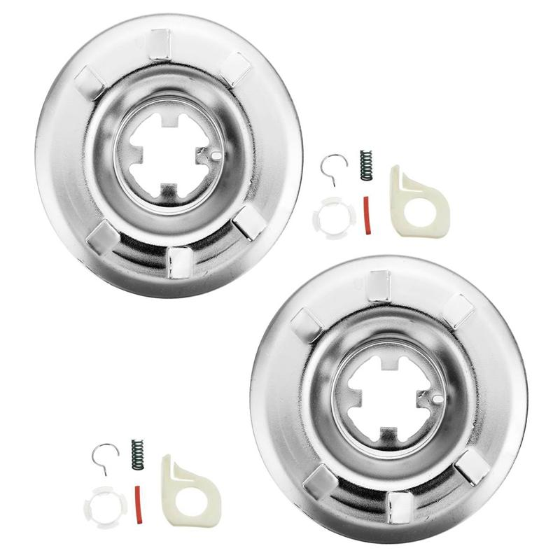 2 Pcs Washer Clutch Kit Assembly 285785 PS334641 AP3094537 for Whirlpool New Washer Complete Clutch Kit