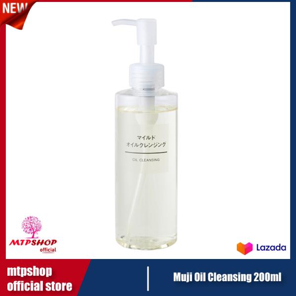 Dầu Tẩy Trang Muji Oil Cleansing 200ml nhập khẩu
