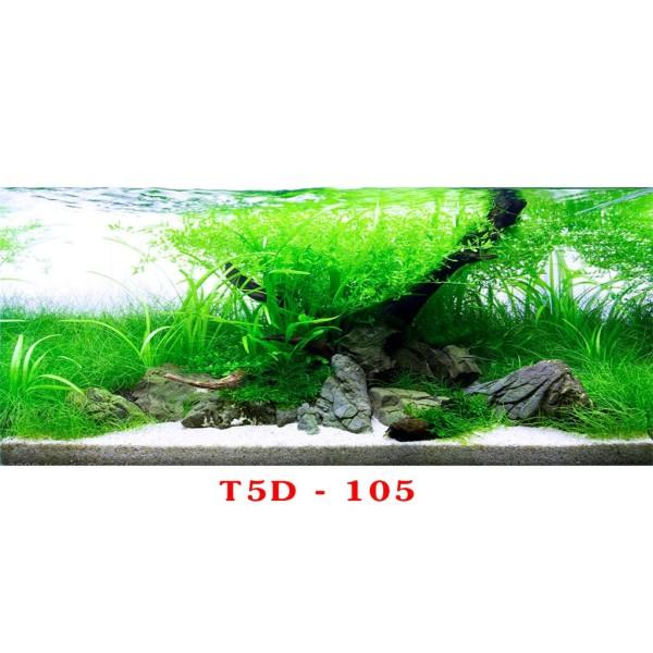 Tranh 3D bể cá mã T5D-105 kt (60,80,90,100,1m2,1m5,1m6)