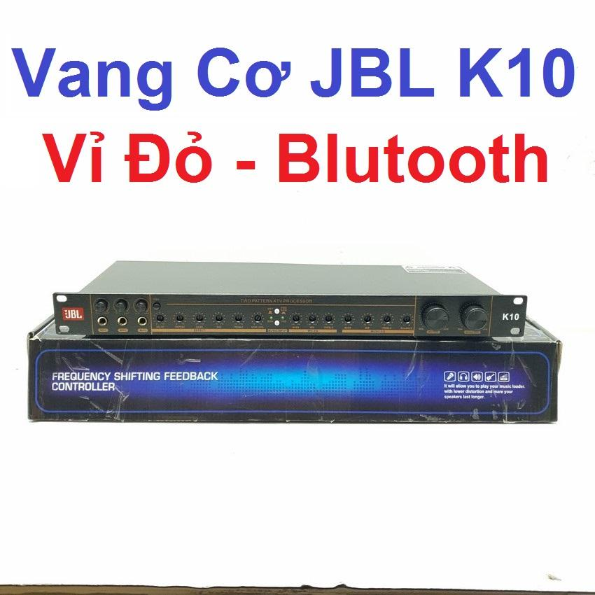 Vang cơ JBL K10,Vỉ đỏ ,Bluetooth , bản mới nhất 2019 ,Vang cơ chống hú mới Nhật Bản