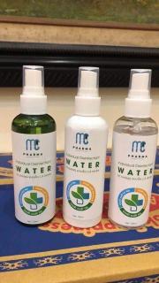 Nước xịt rửa tay khô sát khuẩn, xịt khử trùng cá nhân Individual Disinfectant WATER chai lớn 60ml thumbnail