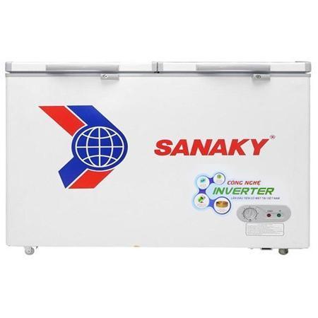 Bảng giá Tủ Đông SANAKY Inverter 410 Lít VH 5699HY3, công nghệ Inverter tiết kiệm điện, chân tủ có bánh xe chịu lực, dễ dàng di chuyển - Bảo hành 24 tháng Điện máy Pico
