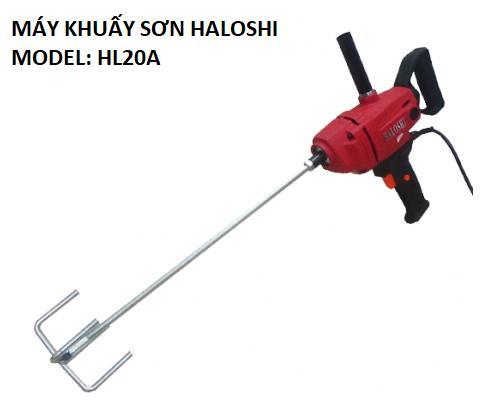 Máy Khuấy Sơn HALOSHI - HL20A (850W)