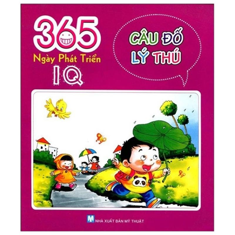 Fahasa - 365 Ngày Phát Triển IQ - Câu Đố Lý Thú