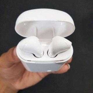 [Tai Nghẹ 65k]Tai Nghe Bluetooth Không Dây i7s TWS âm thanh chất lượng cao, bảo hành 1 đổi 1, hàng đã test trước khi giao hàng, tai nghe nhét tai chất lượng cao i7s thumbnail