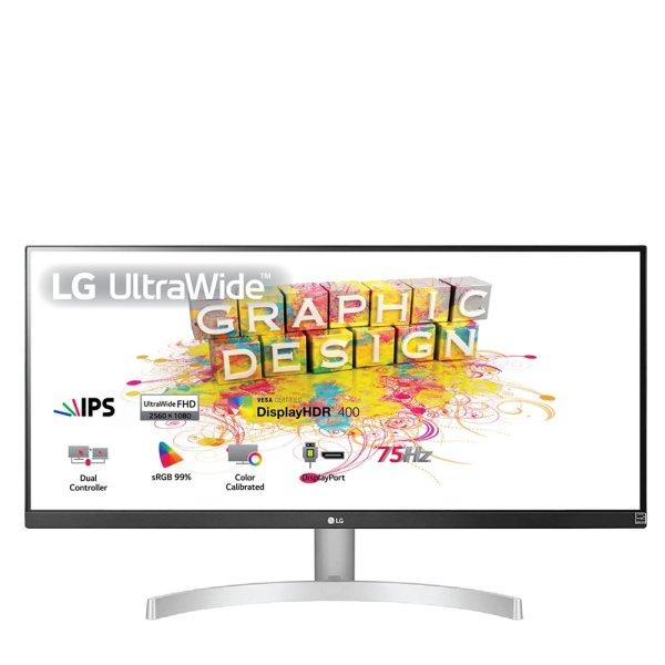 Bảng giá Màn hình LG 29WN600-W (29 inch/WFHD/IPS/75Hz/5ms/250 nits/HDMI+DP) Phong Vũ