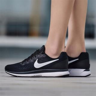 Giày Chạy Bộ Nữ WMNS Nike Air Zoom Pegasus 880560-001-Đen- Hàng chính hãng store Việt Nam thumbnail