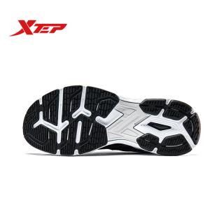 Xtep Giày chạy bộ nữ thoáng khí, thoải mái, thông dụng 981318110316 5