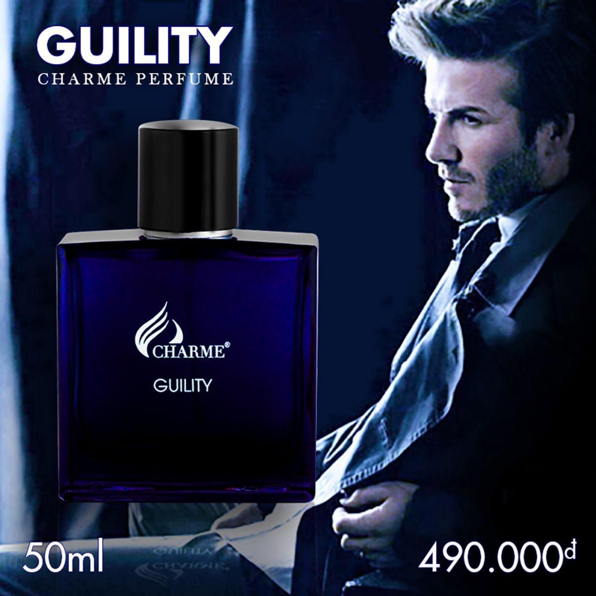 nước hoa nam gulity 50ml