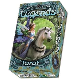Bộ Bài Bói Tarot Anne Stokes Legends (Kèm Hướng Dẫn Mã Qr Code) thumbnail