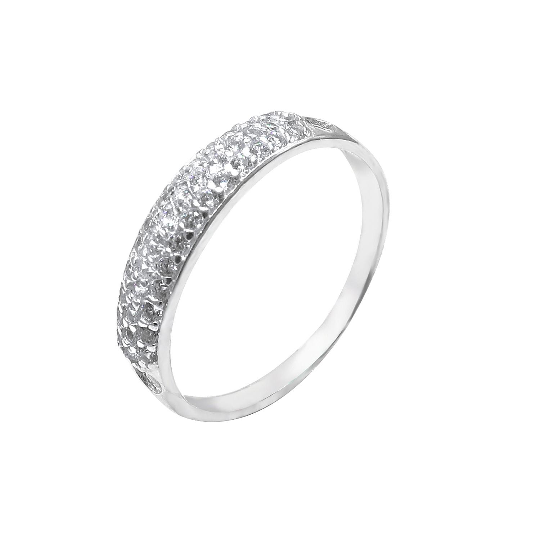 Nhẫn bạc THẬT đính đá - Nhẫn bạc nữ Panmila (TS-NN.A9)