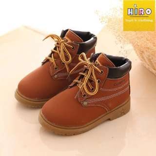 Giày bốt bé trai giày boots cho bé giày sành điệu 1-7 tuổi