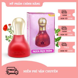 [Hàng Chính Hãng] Serum Ngừa mụn thâm - Giữ ẩm - Se khít lỗ chân lông Serum Acne SPF+++ Miền Thảo Mộc (40ml) thumbnail