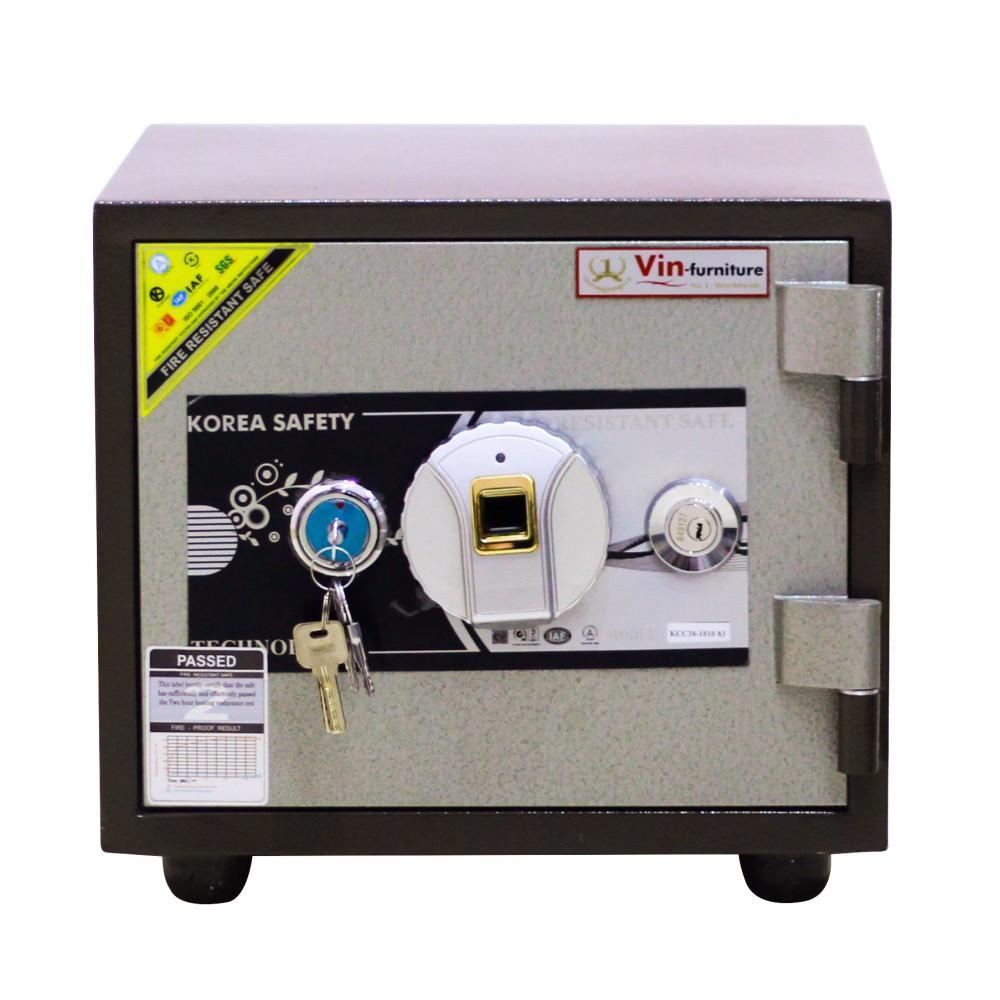 Két sắt mini Vinsafe VT38 khóa vân tay