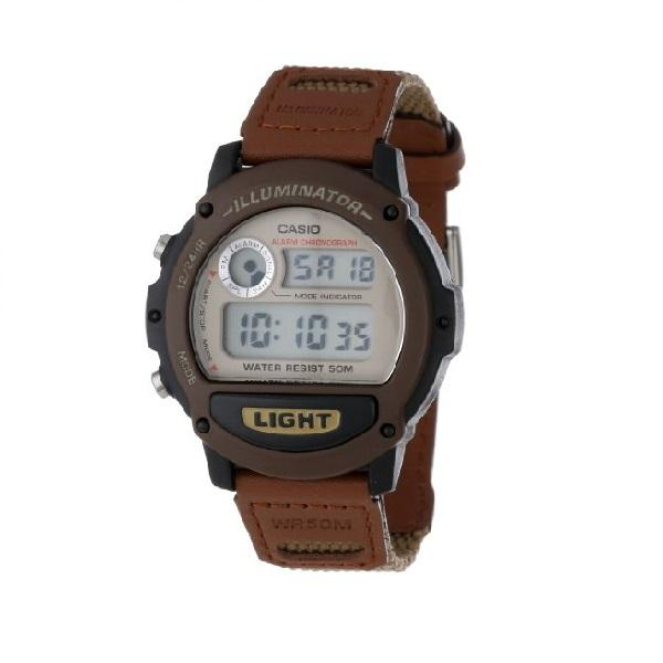 Đồng hồ Casio Mens W89HB-5AV Illuminator Sport Resin Strap - ĐHồ 05 bán chạy