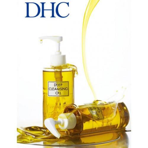150ml - Dầu tẩy trang DHC Deep cleansing oil nội địa Nhật Bản - Tẩy trang DHC tốt nhất