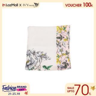Khăn lụa nữ họa tiết IVY moda MS 50A1007 thumbnail