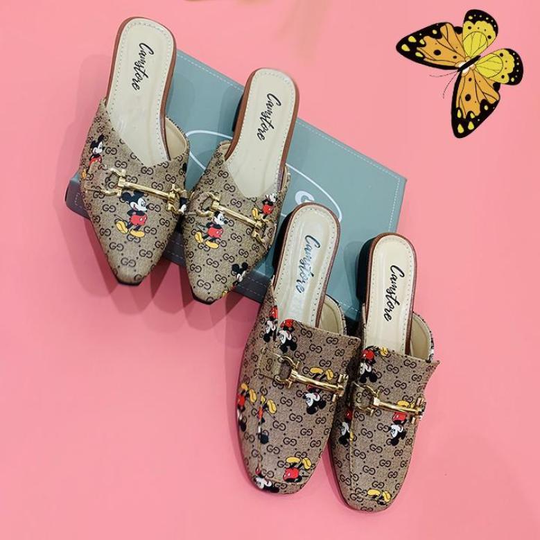 Tặng quà Giày sục thời trang GD Camstore mẫu mới nhất hot 2020 - E23 giá rẻ