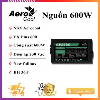 [BH 36tháng] Nguồn máy tính Aercool VX Plus 600w thumbnail